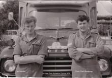 Ian Sutcliffe and fred McMurray