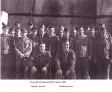 29 Sqn 1 Troop Coalisland 1978