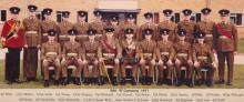 69A Passing out parade in 1971 posted by George Hawley