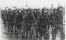 1st Field Sqdn RE Long Kesh 1975