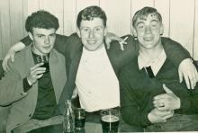 Ginge (Nosher) Morrow-RIP, added by his son Andrew