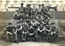 52 Sqn 1 Troop at Castledillan NI Spring 1974